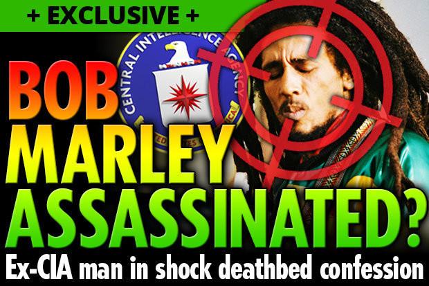 Агент ЦРУ перед смертью признался в убийстве Боба Марли, раскрыв детали операции