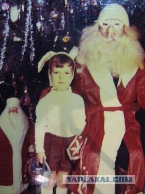 костюм деда мороза яплакал
