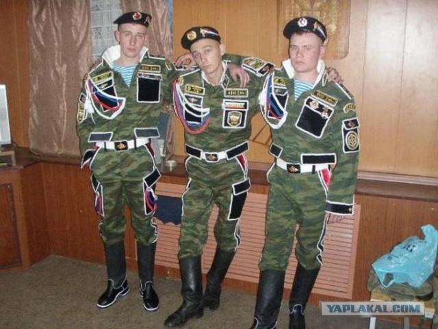Первую группу крымчан-перебежчиков из ВСУ отправили служить на Дальний Восток, - ИС - Цензор.НЕТ 4636