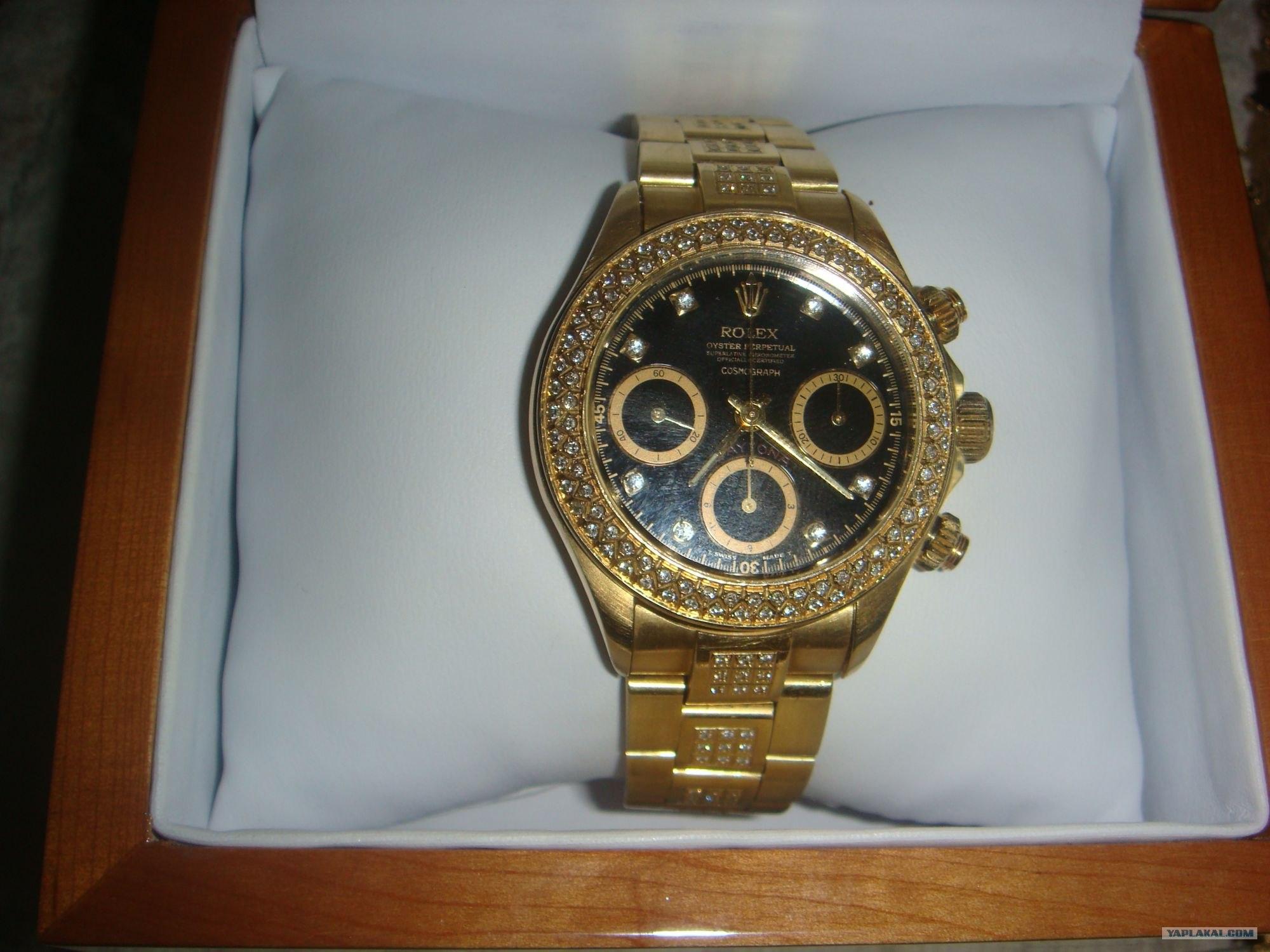 Оригинальные часы rolex ad daytona 1992