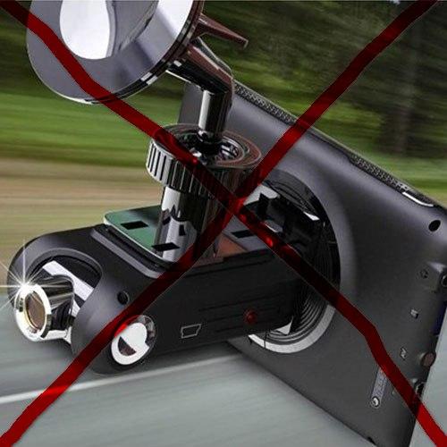 Госдума объявила видеорегистраторы вне закона