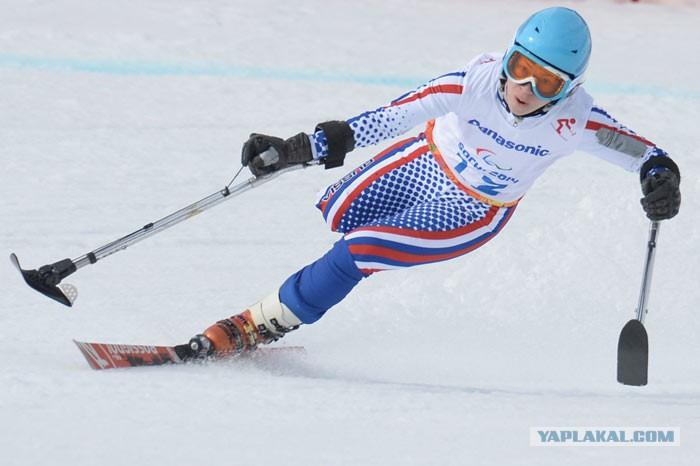Рисунок оскорбивший параолимпийскуб сборную россии
