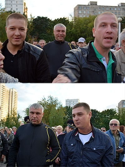 Оргпреступность в интересах Правительства Москвы