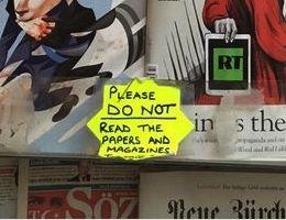 Sun пугает читателей «атомным адом» и путинским «Сатаной»