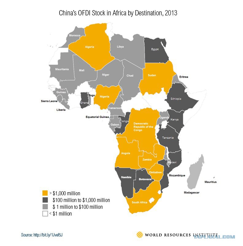 is china's investment in africa an In terms of investment in africa, though, china lags behind britain, america and italy (see charts) if chinese businessmen seem unfazed by the contest it is in part because they themselves are.