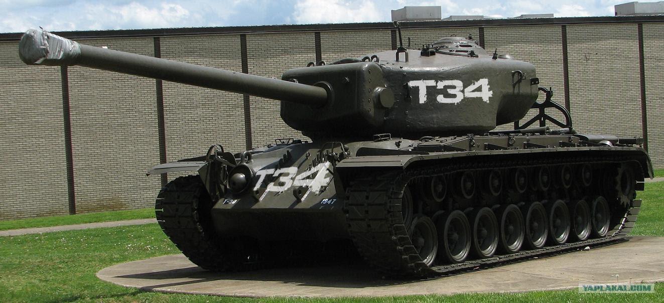 Т30 - Танки с World of Tanks