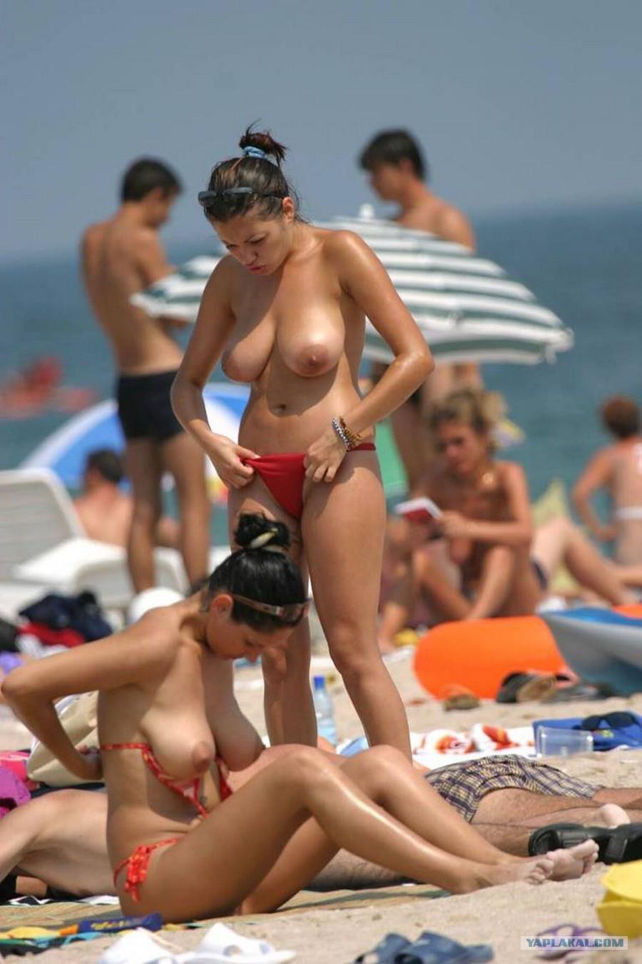 Фото голые пляж испания 20 фотография