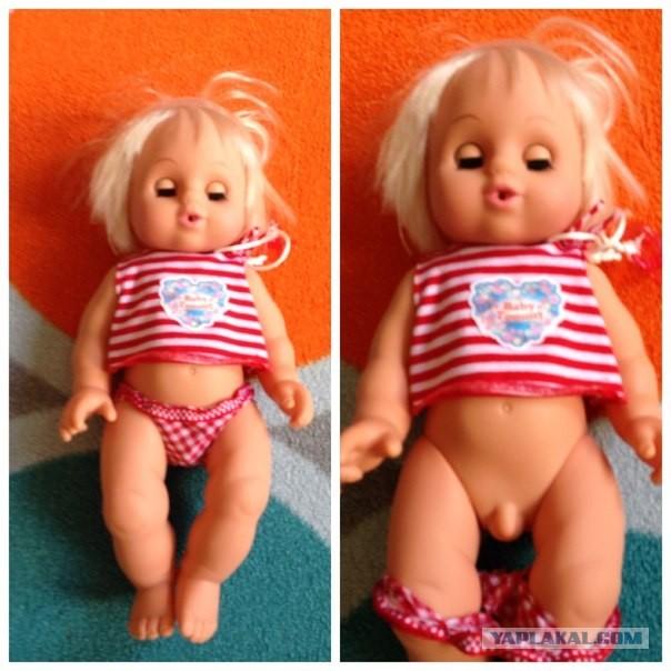 Купили ребенку куклу