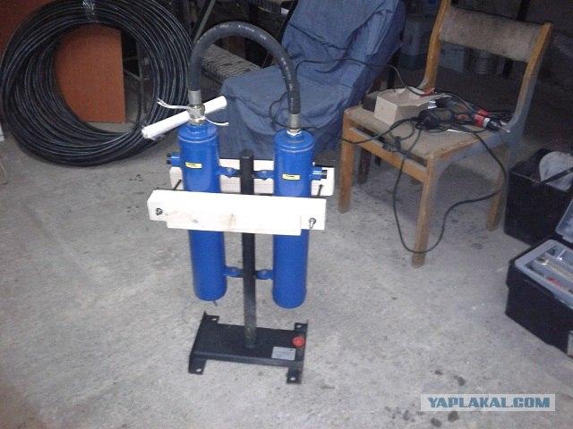 Как сделать влагоотделитель для компрессора
