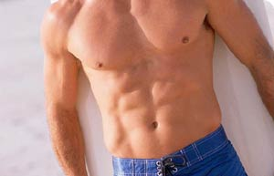 Красивое мужское тело, фото