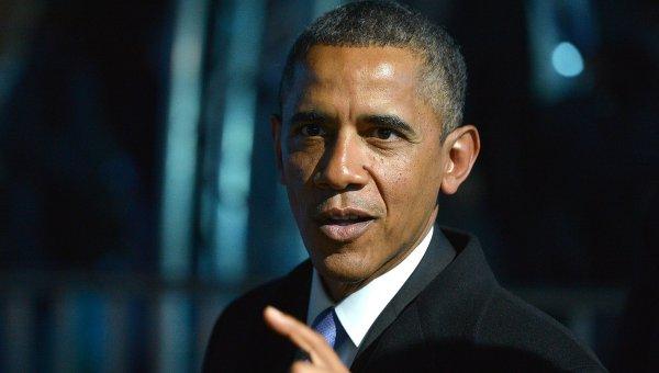 Обама продлил санкции в отношении России на год