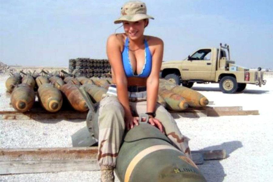 Фото секса солдат с девушками 30 фотография