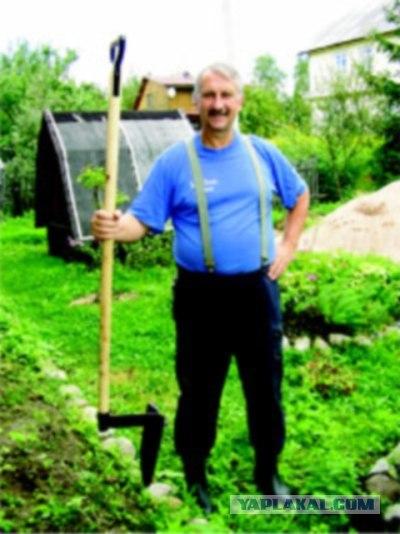 шуточная инструкция к лопате - фото 8