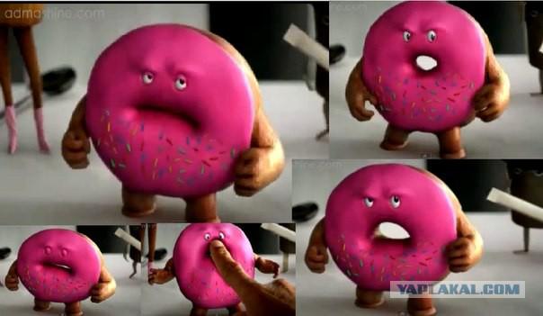 Музыка Из Рекламы Орбит Пончик