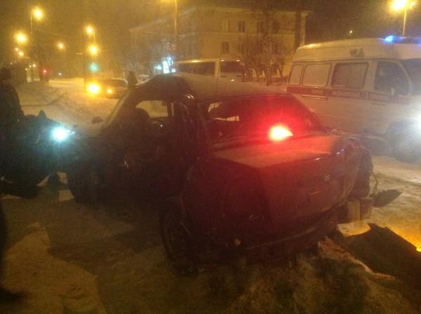 Страшное ДТП в Кирове.Две жизни по вине пьяного...