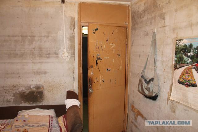 Небольшой рестайлинг двери в съемной квартире