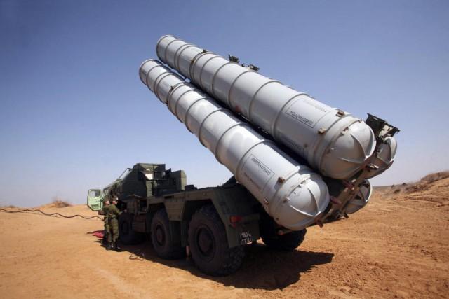 Израиль: В Сирию прибыли комплексы С-300