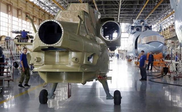 Вертолеты России: воздушная тревога все громче.