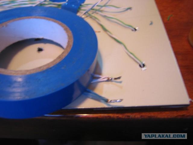 Как я запилил крышку для аквариума