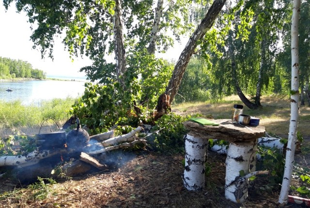Отдых и рыбалка