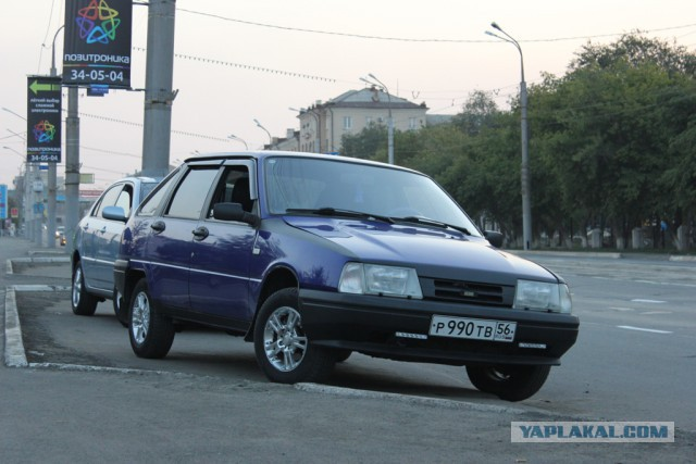 ИЖ-2126 Ода
