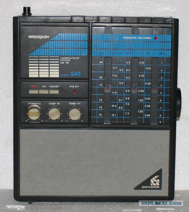 MEREDIAN-246 made in 1989s