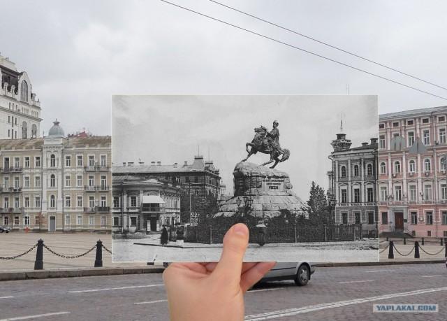 Старый Киев рядом (8 фото)