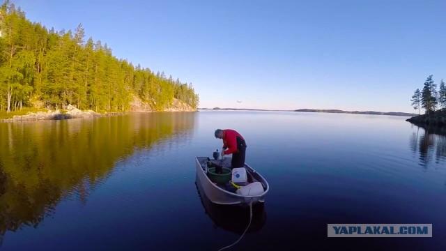 куда поехать в норвегию на рыбалку