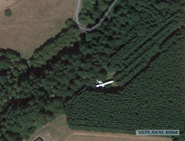 Интересности в Google Maps