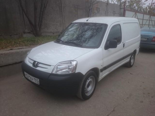 Продаю Peugeot Partner