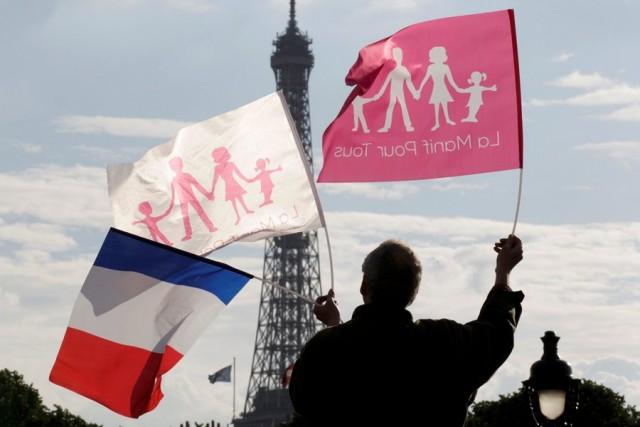 Во Франции грядет повторение 1968-го.