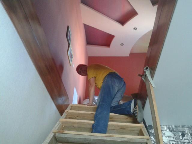 Как я запилил лестницу с интерактивной подсветкой