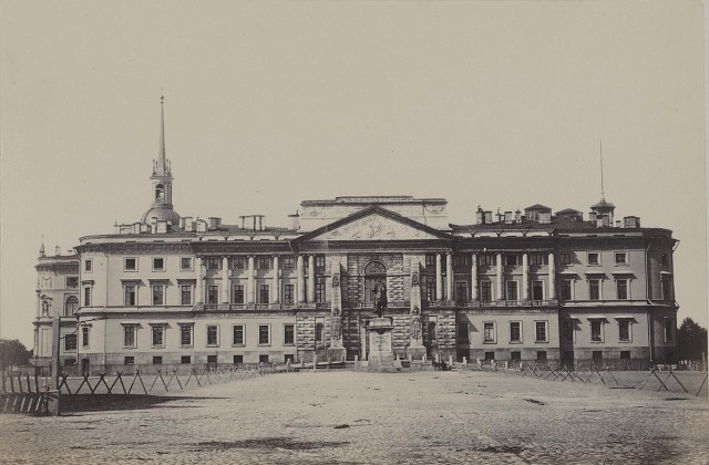 Санкт-Петербург и окрестности в 1860-х годах