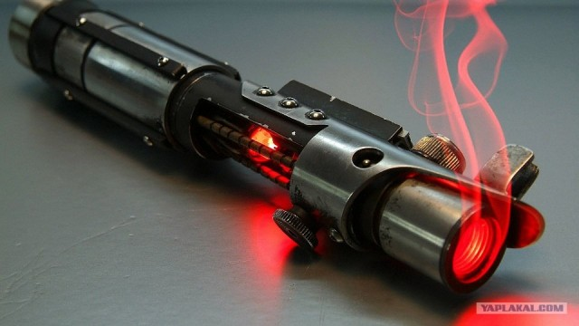 Кто сказал что световые мечи создать невозможно?