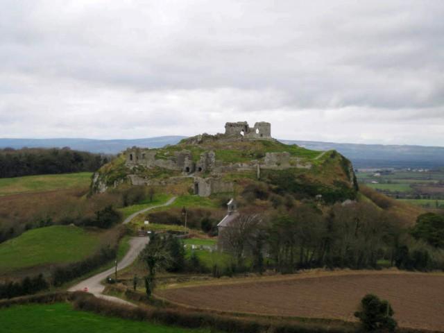 Замок Бэлликэрбери