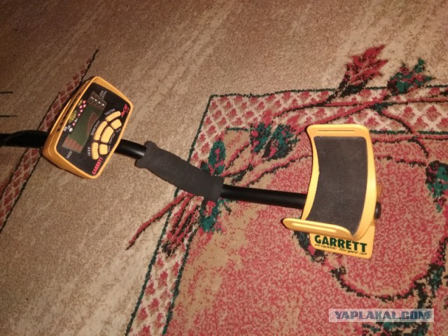 Продам металлоискатель Garrett Ace 250