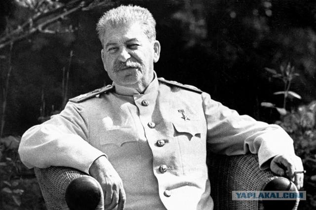 Уровень одобрения Сталина достиг исторического максимума.