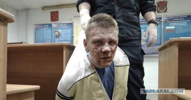 МВД заплатит за обещание «отпетушить» подростка в полиции Колпино. Допрос ногами и дубинкой оценили в 50 тысяч.