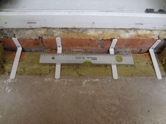 Как сделать порог на балконе своими руками