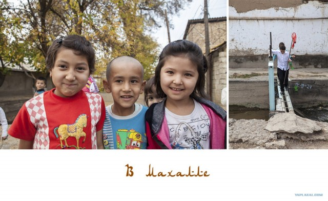 Узбекистан-Махалля и люди