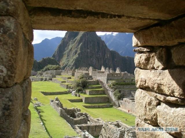 Моя поездка в Перу.