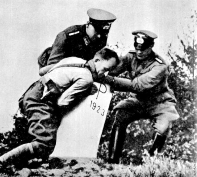 Дипломатический тупик. Как Польша назло СССР