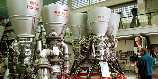 В виде ответных мер на санкции РФ прекратит поставлять США двигатели РД-180