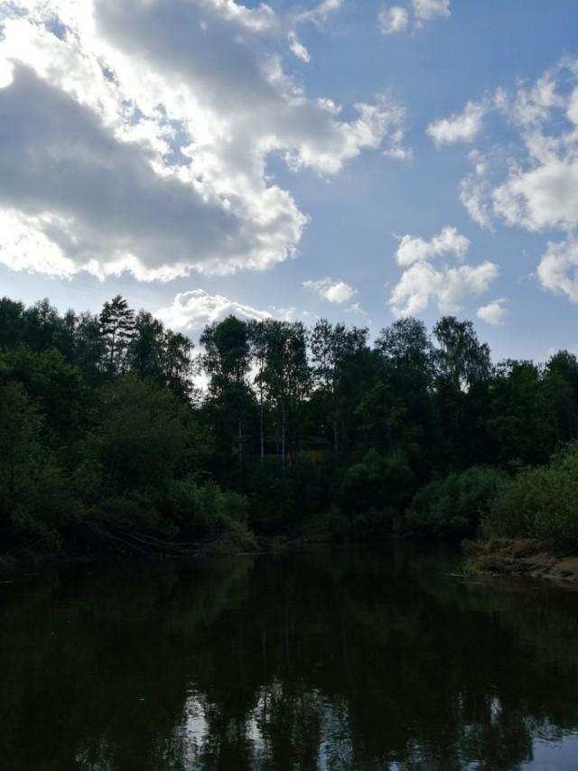 Сплав по реке Болва 2-5 августа 2020 года
