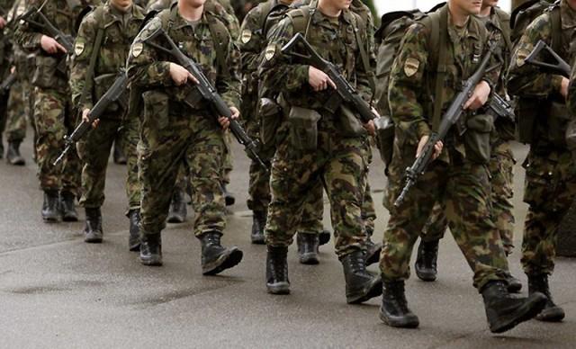 Нано-носки для швейцарской армии!