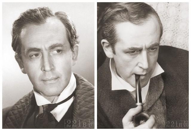 """""""Шерлок Холмс и доктор Ватсон"""". Как снимали легендарный фильм"""