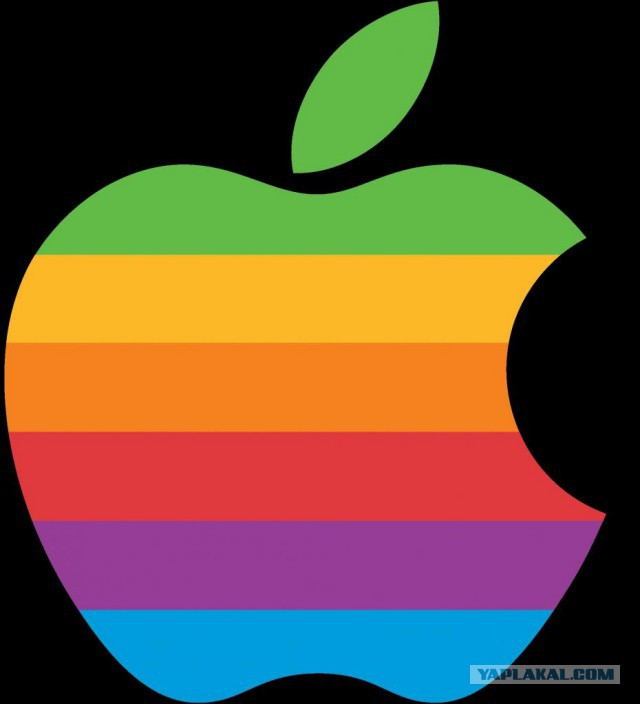 Apple Logo Evolution Story  Think Marketing