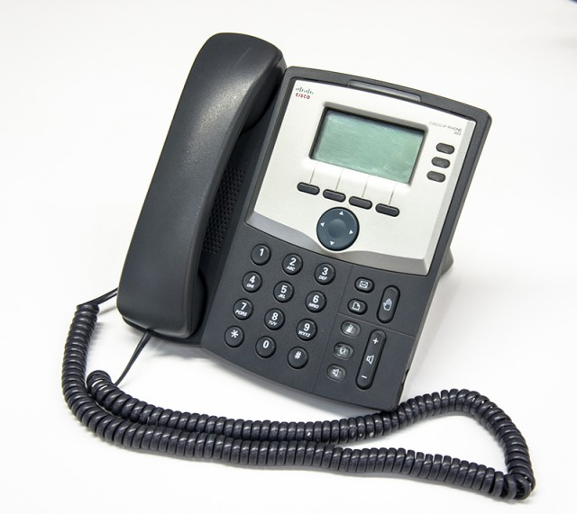 IP телефон Cisco IP Phone SPA303