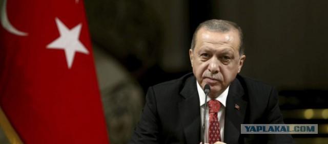Т. Эрдоган призвал к подъему Турции до границ старой Османской империи.