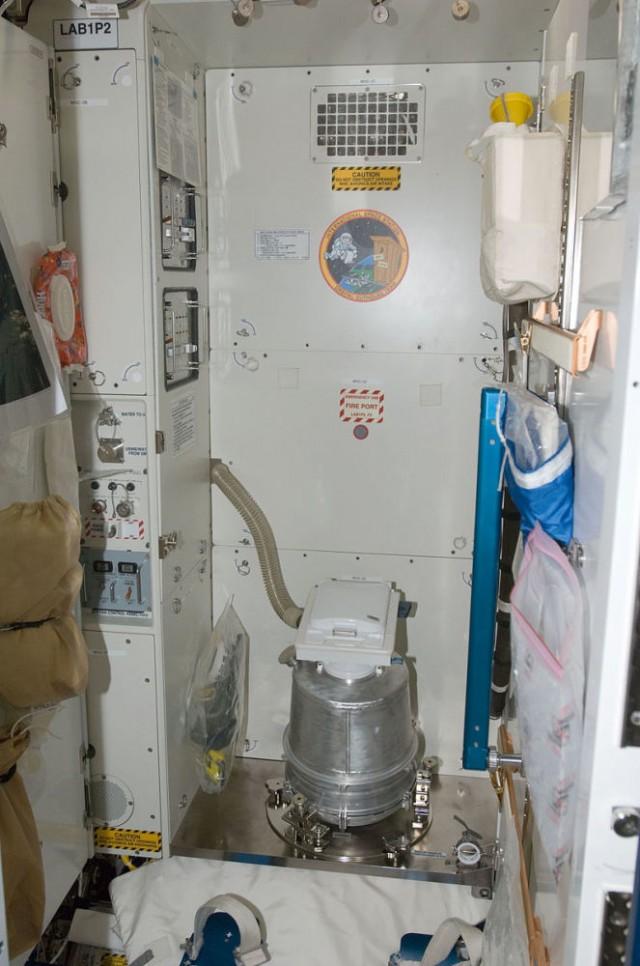На МКС вышли из строя все туалеты